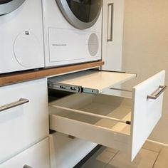 Silvan konkurrence - Bryggers Storage Room, Laundry, Home Appliances, Indoor, Decor, Kitchen, Houses, Washing Machine, Cloakroom Basin