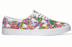 HELLO KITTY AND VANS!