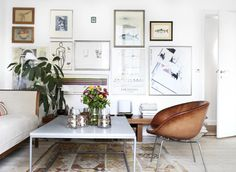 Best scandinavian living room seating arrangement to inspire you 21 Le Living, My Living Room, Home And Living, Living Spaces, Small Living, Home Interior, Decor Interior Design, Interior Decorating, Decorating Ideas