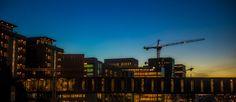 The new part of Oslo. Oslo, Utility Pole, Norway, Good Morning, Urban, Spaces, God, Life, Buen Dia