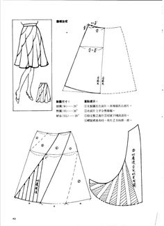 1989 cutting chapter skirts China