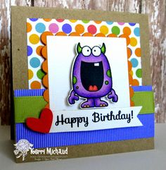 Cards by Kerri: Your Next Stamp Fun Friday!