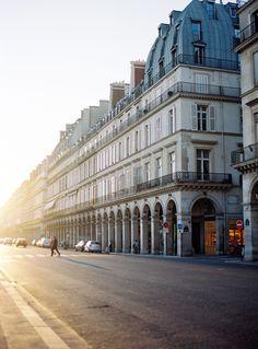 lingered upon: paris scenes on film