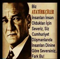 Biz Atatürk'çüler... YaseminAksu