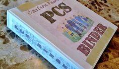 How to Make A PCS Binder - Free Downloads