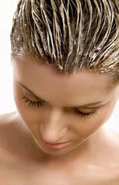 Mascarillas caseras para el cabello seco
