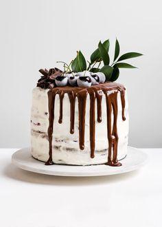 Gâteau forêt noire au grand marnier - recette
