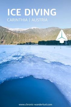 Are you curious to go scuba diving in winter as well when the lakes are frozen? Then put Lake Weissensee in Carinthia Austria on your scuba bucket list! Bucket List Destinations, Travel Destinations, Carinthia, Diving Course, Scuba Gear, Cold Feet, Open Water, Island Life