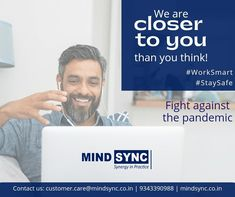 Due to the surge in COVID-19, we have enabled a Smart Working system, helping us to continue looking after your #business and provide you with the highest standard of #professional and #advisory services while practising #socialdistancing. The well-being of our people, clients and associates remains our utmost concern. Consult us: customer.care@mindsync.co.in | 9343390988 | www.mindsync.co.in #mindsyncindia #WeAreMindSync #advisory #compliance #registration #license #legalmetrology… Mindfulness, Business, People, Store, Business Illustration, People Illustration, Consciousness, Folk