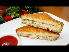 Easy Chicken Cheese Mayo Sandwich Recipe | Iftar Special Snack Recipe | Ramadan 2021 - YouTube Mayo Sandwich, Sandwich Recipes, Snack Recipes, Snacks, Ramadan Recipes, Iftar, Sandwiches, Frozen, Tasty