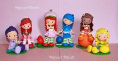 Mayumi Biscuit: Turma da Moranguinho