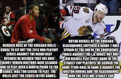 Basketball vs Hockey