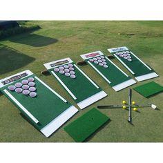 Backyard games 622341242240443158 - Beer Pong Golf x The Original Backyard Golf Solid Wood Cornhole Board with Carrying Case Diy Yard Games, Diy Games, Backyard Games, Yard Games For Kids, Backyard Sports, Kids Yard, Free Games, Backyard Ideas, Golf Drinking Game