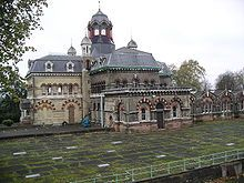Ancient Wonders -London sewerage system's original Abbey Mills pumping station. #6of12