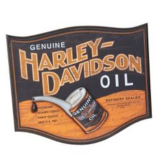 $67.99 Harley-Davidson Oil Can Pub Sign  From Harley-Davidson   Get it here: http://astore.amazon.com/ffiilliipp-20/detail/B00423A45M/178-5354518-9757832