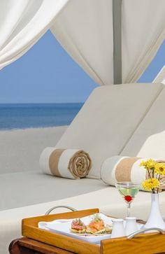 Ocean Club, Best Club, Puerto Vallarta, Lounge Areas, Outdoor Furniture, Outdoor Decor, Cabana, Botanical Gardens, Boutique
