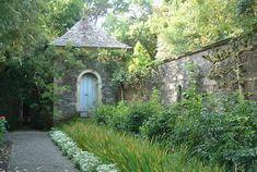 walled gardens Ilnacullin Co.Cork