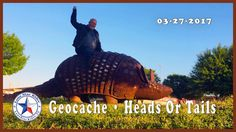 🌎 Geocache • Heads Or Tails? 03-27-2017