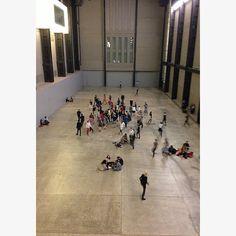 Hide and Seek at Tate Modern  #whpthegreatindoors #Padgram