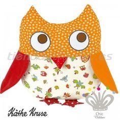 Cojin Buho para decoracion infantil de Kathe Kruse