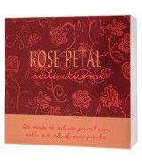 Rose Petal Seduction: propón a tu pareja una tarde de juegos de mesa y sorpréndele con las nuevas, originas y atrevidas técnicas de seducción.
