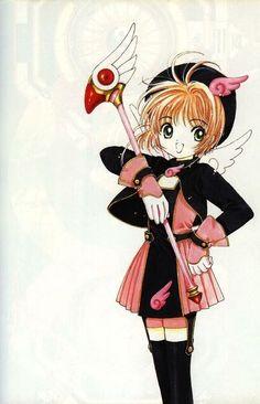 No larger size available Cardcaptor Sakura, Syaoran, Dreamworks, Sakura Cosplay, Black Butler Cosplay, Xxxholic, Card Captor, Clear Card, Magical Girl