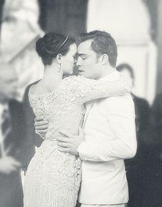 Blair & Chuck.