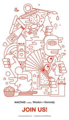 marmalade - from new to old work - by Jonathan Calugi, via Behance