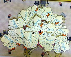 Infantil Atalaya Cantabria: Los peques del cole también hemos trabajado mucho para el día de la paz. Hemos hechos estas palomas tan chulas Peace, Day, Picasso, Ideas, Arts Plastiques, Party, Peace Dove, Crafts For Kids, One Day
