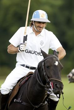 Adolfo Cambiaso, Polo Player kbchorsesupplies.com