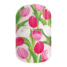 Spring Fling  nail wraps by Jamberry Nails