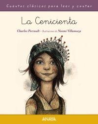 Reseña. Reseña de el cuento de La Cenicienta ilustrado por Noemí Villamuza, en el blog Top Cultural