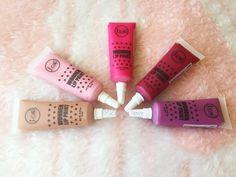 JCat Wonder Lip paint review, swatches on belle choice.com