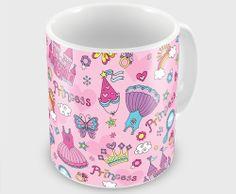 Customize Mugs : princess mug