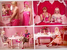 El lado oculto de la vida de Barbie