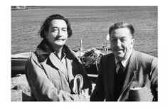 Walt Disney & Salvador Dalí | Fotografia
