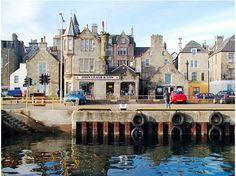 Lerwick, Scotland  Shetland Islands