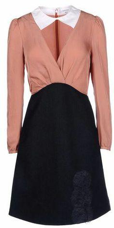 Carven Short dress on shopstyle.com