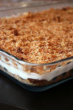 Kadayifli muhallebi - Bunu bi tek biz yapiyoruz saniyodum lol Turkish Recipes, Ethnic Recipes, Macaroni And Cheese, Deserts, Brunch, Food And Drink, Cooking Recipes, Yummy Food, Favorite Recipes