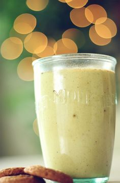 Creamy Sugar Free Egg Nog ----- 1/2 cup Egg beaters1 1 cup Unsweetened almond milk (or low fat milk/milk substitute of choice) 2 tbs Sugar free instant vanilla pudding mix 1/4 tsp Pumpkin pie spice 1/4 tsp Cinnamon 1/2 tsp Imitation rum extract 3-4 pkts Truvia