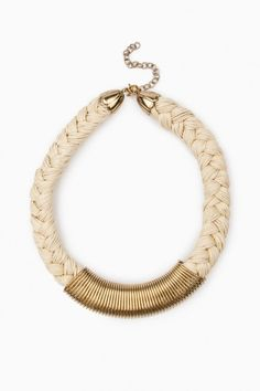 Tribal Circuit Necklace
