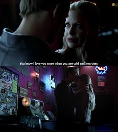 TrueBlood. Best scene hands down.