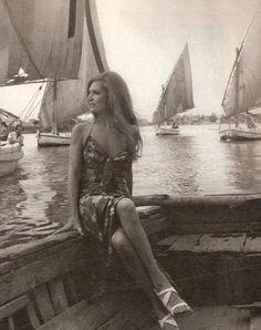 Dalida in Egypt