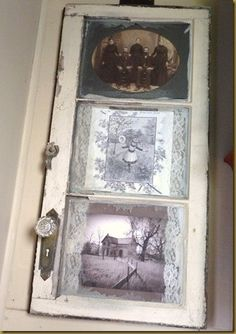 ♥ OLD WINDOWS by kendra