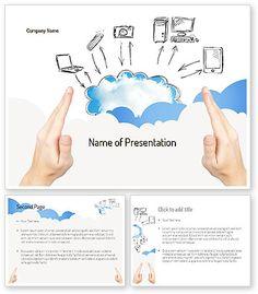 Cloud Technology PowerPoint Template http://www.poweredtemplate.com/11163/0/index.html
