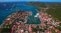 Gustavia Harbor, St. Barth's