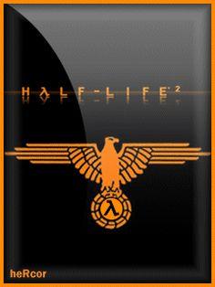 Animación half life logo g hc para celular