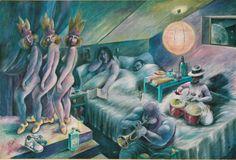 "Jorge Salas Ampuero, ""Jazz Dream"""
