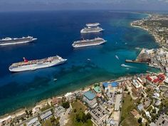 Market Analysis Tour Of Grand Cayman With Insider, Malin Ratcliffe Chapter - 3 ,George Town