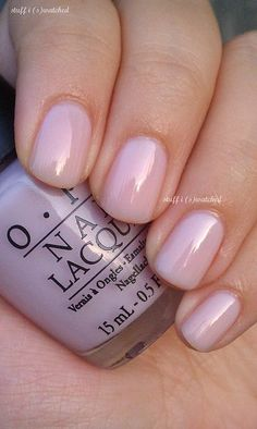 2cd7e84d83f OPI Care to Danse - loving this colour Clear Pink Nail Polish